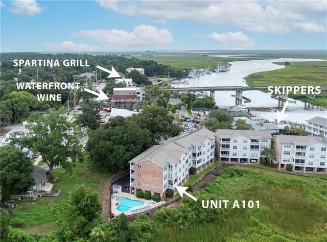 91 Screven Street A 101, Darien, GA 31305 (MLS #1627900) :: Coastal Georgia Living