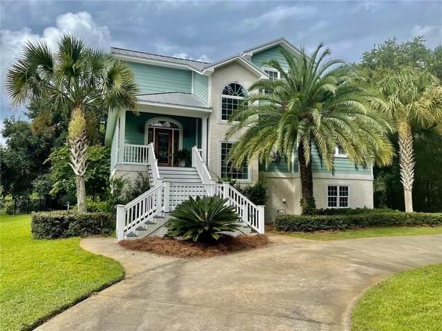 125 Palmera Lane, Brunswick, GA 31525 (MLS #1628598) :: Coastal Georgia Living