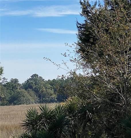 11 & 12 Blue Heron Lane Lane, Darien, GA 31305 (MLS #1628877) :: Coastal Georgia Living