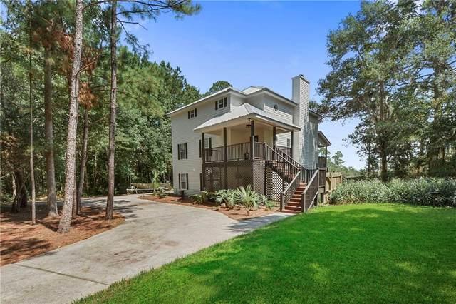 217 Stillwater Drive, Brunswick, GA 31525 (MLS #1629000) :: Coastal Georgia Living
