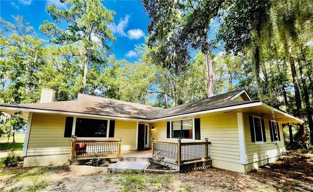 3097 NE Julienton Drive, Townsend, GA 31331 (MLS #1629007) :: Coastal Georgia Living