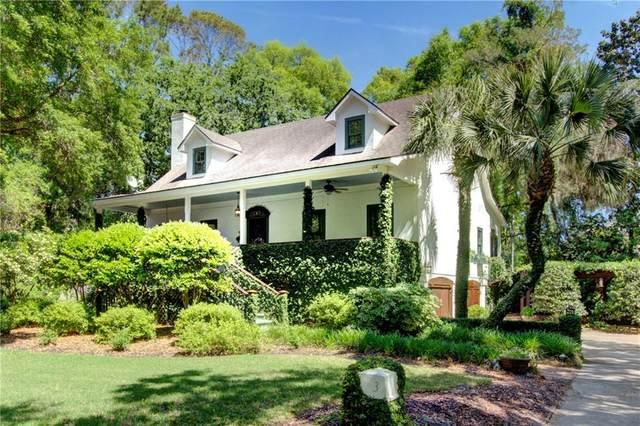 3 Cottage Lawn Road, St. Simons Island, GA 31522 (MLS #1629038) :: Coastal Georgia Living