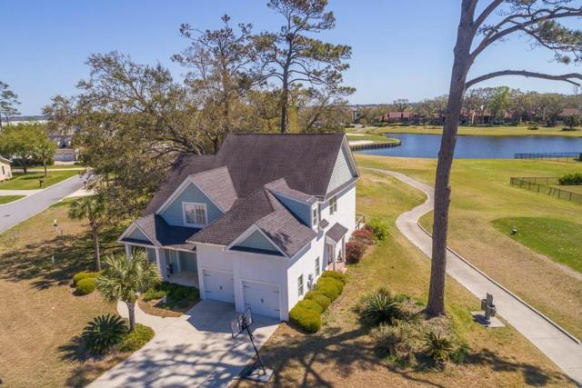 135 Country Club Drive, St. Simons Island, GA 31522 (MLS #1588194) :: Coastal Georgia Living