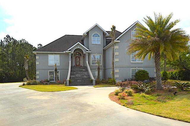 144 Hidden Cove, Brunswick, GA 31523 (MLS #1588319) :: Coastal Georgia Living