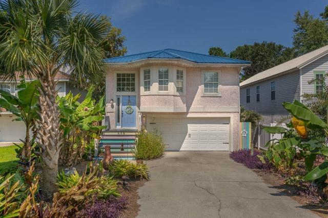 608 Cedar Street, St. Simons Island, GA 31522 (MLS #1603123) :: Coastal Georgia Living