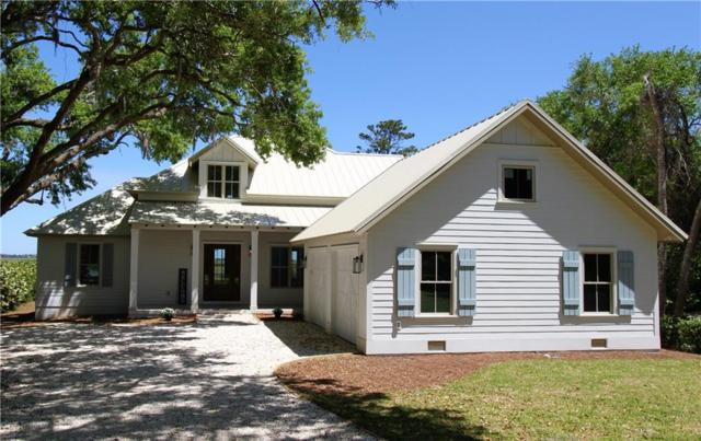 28 Frederica Oaks Lane, St. Simons Island, GA 31522 (MLS #1603952) :: Coastal Georgia Living