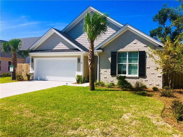 28 Tabby Place (Lot 50) Lane, St. Simons Island, GA 31522 (MLS #1608213) :: Palmetto Realty Group