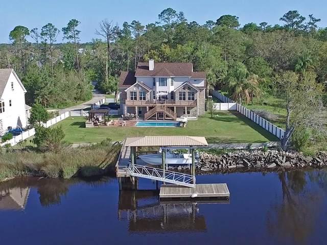 827 E Riverview Drive, St. Marys, GA 31558 (MLS #1614139) :: Coastal Georgia Living