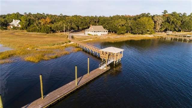 2599 Sutherland Bluff Drive NE, Townsend, GA 31331 (MLS #1616160) :: Coastal Georgia Living