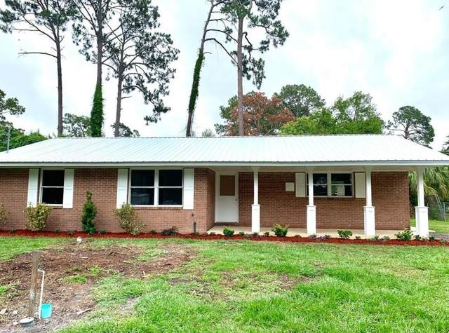 668 Mitscher Drive, Brunswick, GA 31525 (MLS #1617172) :: Coastal Georgia Living