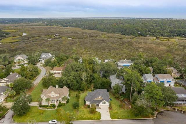 1004 Brockinton Drive, St. Simons Island, GA 31522 (MLS #1620610) :: Coastal Georgia Living