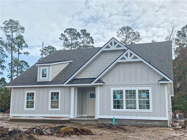 160 Belmont Circle, Brunswick, GA 31525 (MLS #1621360) :: Coastal Georgia Living