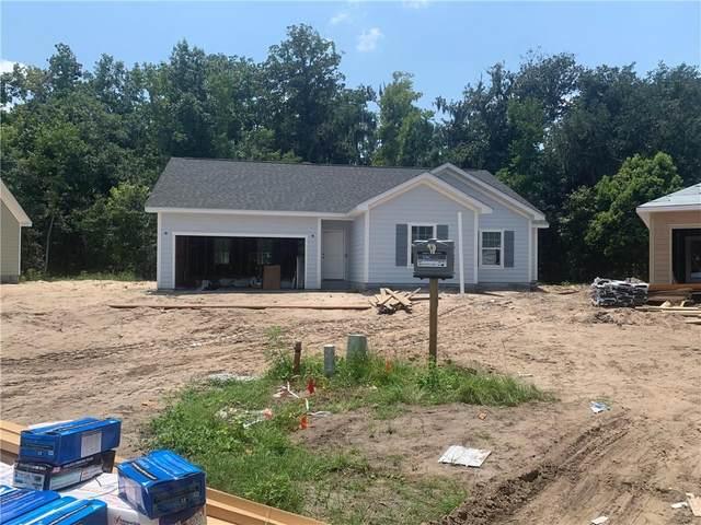 71 Greyfield Drive, Brunswick, GA 31525 (MLS #1625609) :: Coastal Georgia Living
