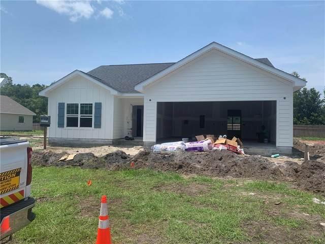 16 Greyfield Drive, Brunswick, GA 31525 (MLS #1625613) :: Coastal Georgia Living