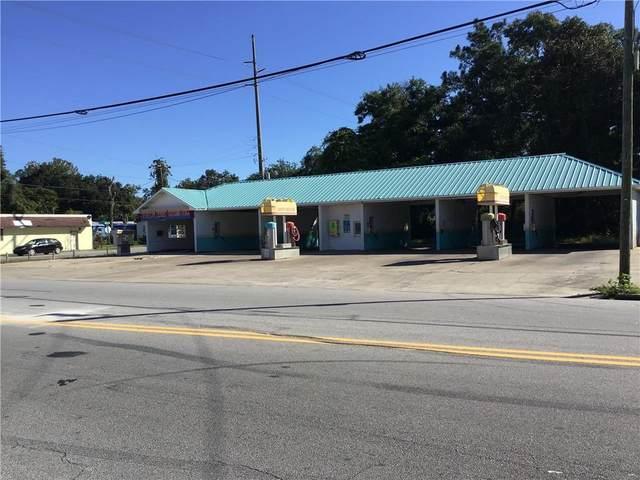 3828 Norwich Street, Brunswick, GA 31520 (MLS #1629289) :: Coastal Georgia Living