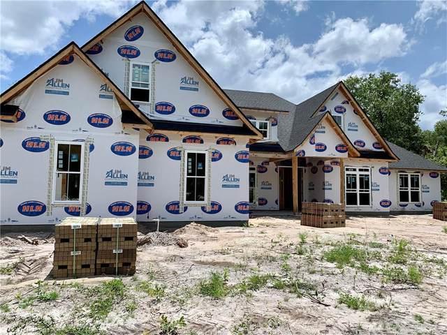 155 Barrington Oaks Drive, Brunswick, GA 31523 (MLS #1616529) :: Coastal Georgia Living