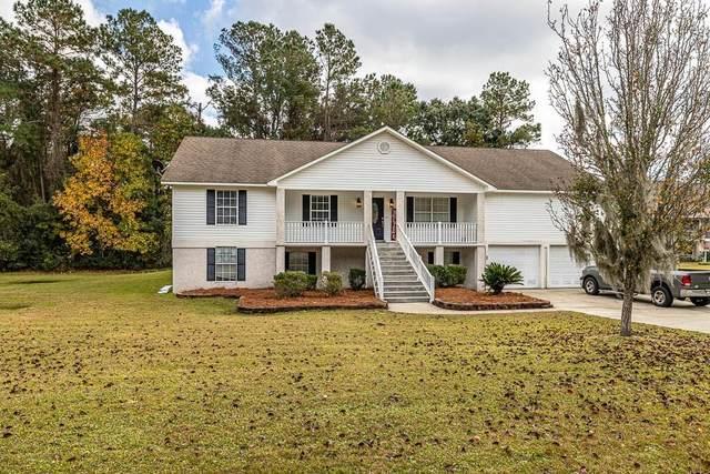 105 Sutherland Drive, Brunswick, GA 31525 (MLS #1623553) :: Coastal Georgia Living