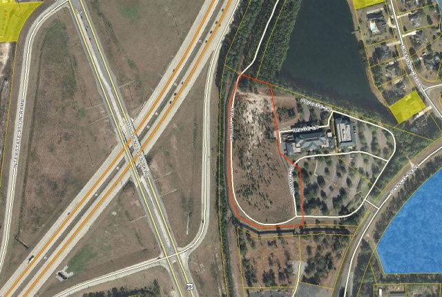 101 Summit Dr Aka 1111 Glynco Pkwy Lot 3 (6.43 Ac), Brunswick, GA 31525 (MLS #1572812) :: Coastal Georgia Living