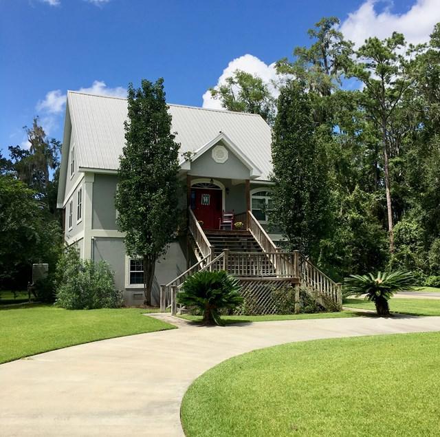 1058 Cherry Laurel Drive, Shellman Bluff, GA 31331 (MLS #1585505) :: Coastal Georgia Living