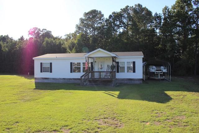18 H.G. Miles, Townsend, GA 31331 (MLS #1586159) :: Coastal Georgia Living