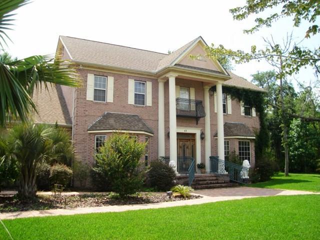 63 Laurel Grove Road, Brunswick, GA 31523 (MLS #1586443) :: Coastal Georgia Living