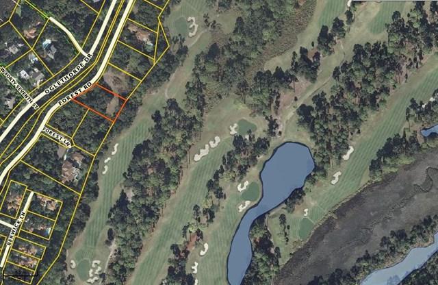 422 Forest Road (Lot 5), Sea Island, GA 31561 (MLS #1586781) :: Coastal Georgia Living