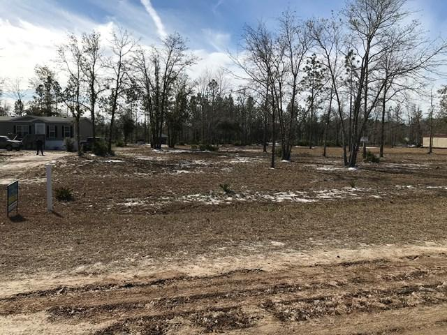 (Lot 90) April Road, Waynesville, GA 31566 (MLS #1586875) :: Coastal Georgia Living
