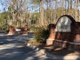 Lot 8 Marshway, Darien, GA 31331 (MLS #1586995) :: Coastal Georgia Living