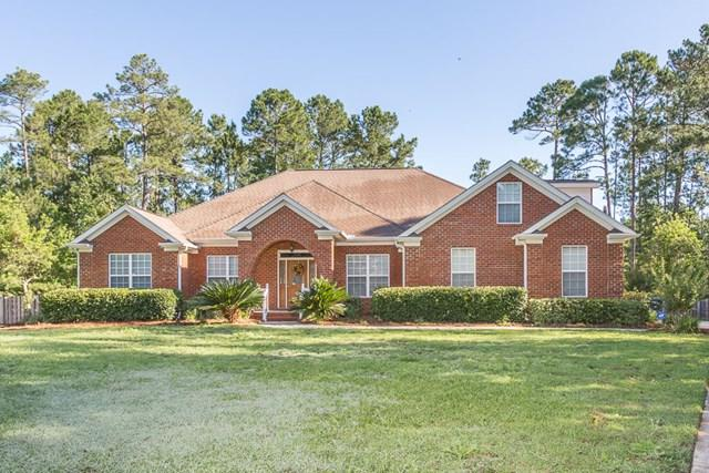 20 Karen Way, Brunswick, GA 31523 (MLS #1587337) :: Coastal Georgia Living