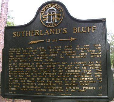 Sutherland Bluff Drive NE, Townsend, GA 31331 (MLS #1589352) :: Coastal Georgia Living