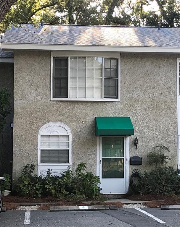 424 Magnolia Ave #4, St. Simons Island, GA 31522 (MLS #1603859) :: Coastal Georgia Living
