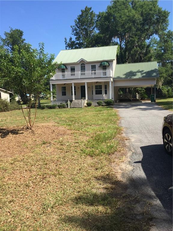 1321 NE Shell Point Road, Townsend, GA 31331 (MLS #1610616) :: Coastal Georgia Living