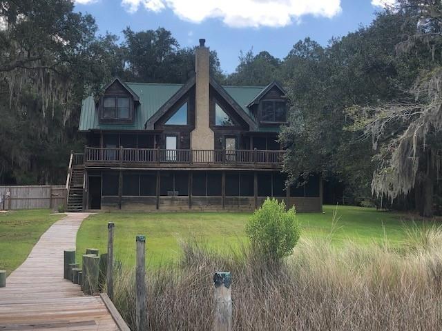 1193 Eagle Neck Drive NE, Townsend, GA 31331 (MLS #1611841) :: Coastal Georgia Living