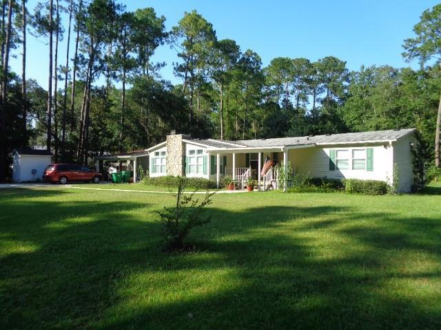 1241 NE Minton Road, Townsend, GA 31331 (MLS #1611946) :: Coastal Georgia Living