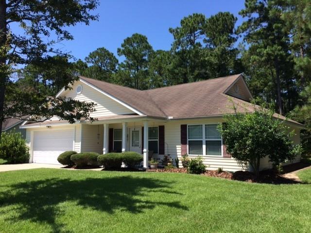 102 Southwinds Drive, Brunswick, GA 31523 (MLS #1611948) :: Coastal Georgia Living