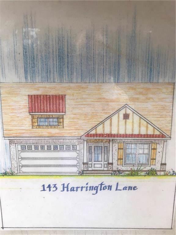 143 Harrington Lane, St. Simons Island, GA 31522 (MLS #1612157) :: Palmetto Realty Group