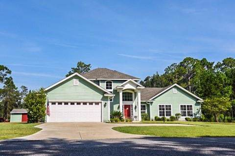 110 Carolwoods Drive, Brunswick, GA 31523 (MLS #1612199) :: Coastal Georgia Living