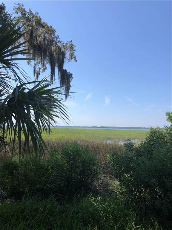 118 Riverwalk Drive, Brunswick, GA 31523 (MLS #1612736) :: Coastal Georgia Living