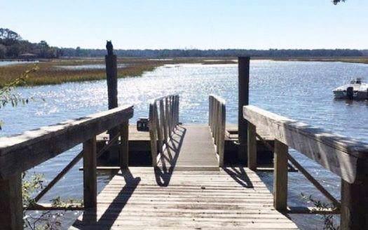 1330 NE Creek Road, Townsend, GA 31331 (MLS #1612860) :: Coastal Georgia Living