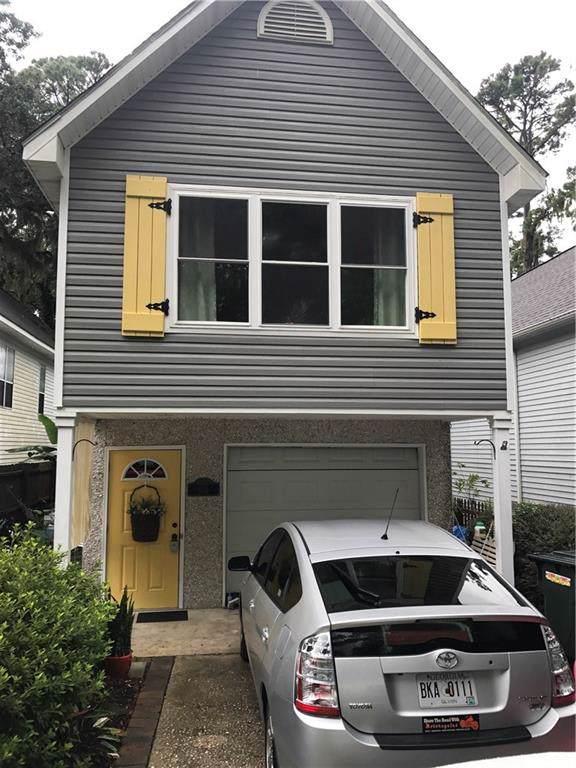 509 Pine Street, St. Simons Island, GA 31522 (MLS #1614119) :: Coastal Georgia Living