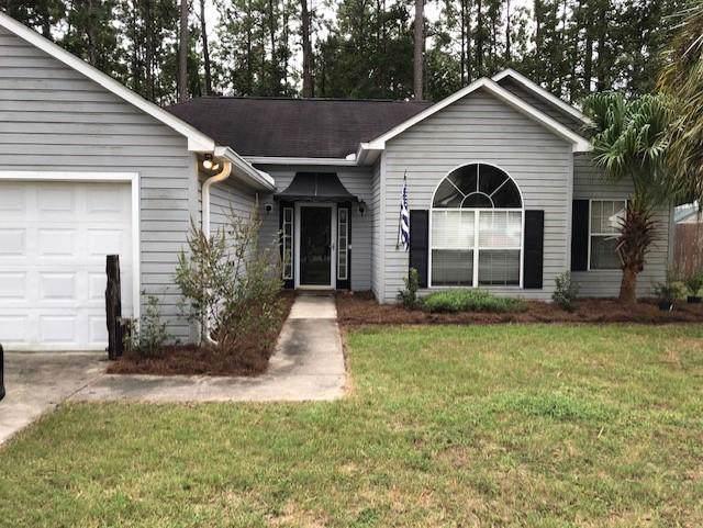 144 Easy Street, Brunswick, GA 31525 (MLS #1614359) :: Coastal Georgia Living