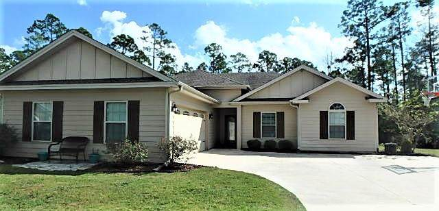103 Wheeler Trace, Kingsland, GA 31548 (MLS #1614427) :: Coastal Georgia Living
