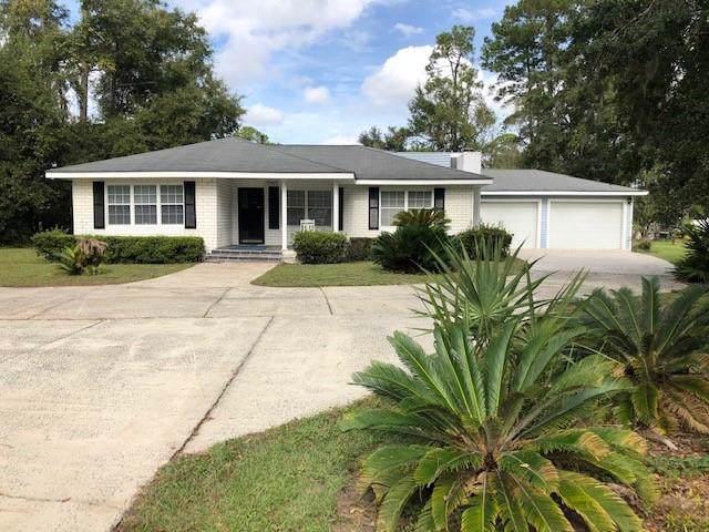 755 Chapel Crossing Road, Brunswick, GA 31525 (MLS #1614461) :: Coastal Georgia Living
