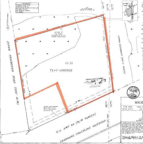 2108 E. Highway 84, Valdosta, Other, GA 00000 (MLS #1614844) :: Palmetto Realty Group