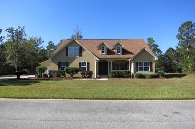122 Creekside Drive, Waverly, GA 31565 (MLS #1615440) :: Coastal Georgia Living