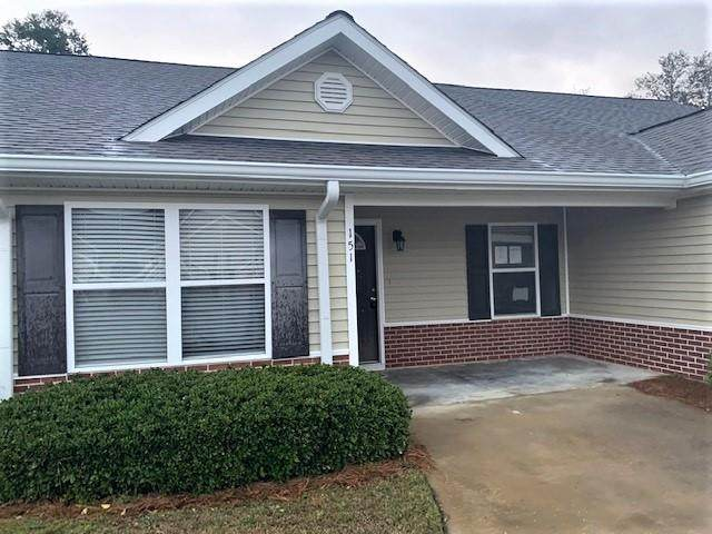 151 Promise Lane, Brunswick, GA 31525 (MLS #1615876) :: Coastal Georgia Living