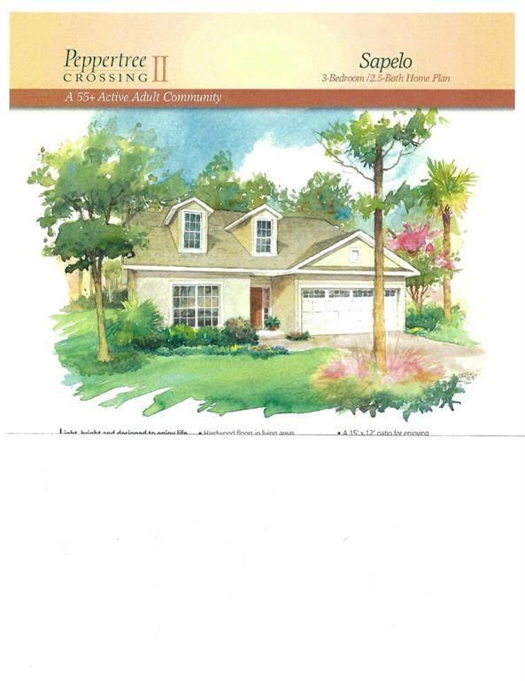 528 Waterstone Circle, Brunswick, GA 31525 (MLS #1616605) :: Coastal Georgia Living