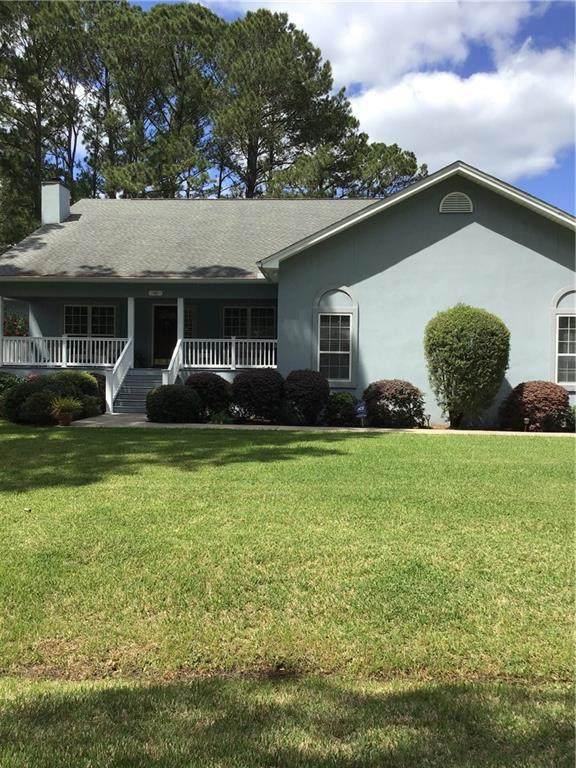 101 Sandpiper Road, Brunswick, GA 31523 (MLS #1616618) :: Coastal Georgia Living