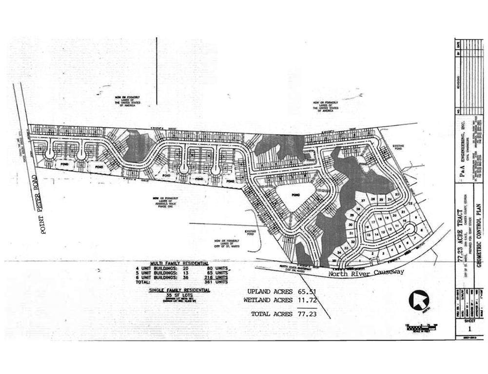 1878 Point Peter (77 Ac Res Tract) Road - Photo 1