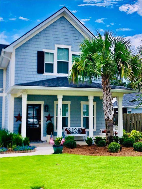 25 Couper Place, St. Simons Island, GA 31522 (MLS #1620715) :: Coastal Georgia Living